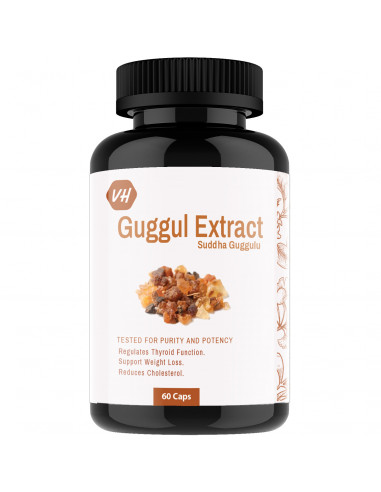 Guggul Extract Suddha Guggulu for...