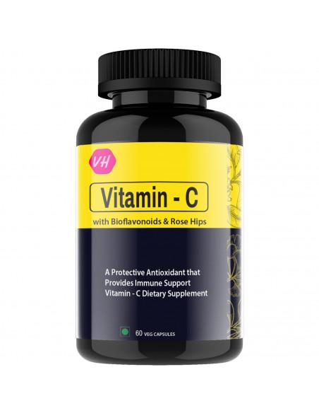 vitamin c rose hips