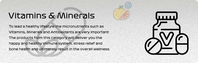 Vitamins & Health