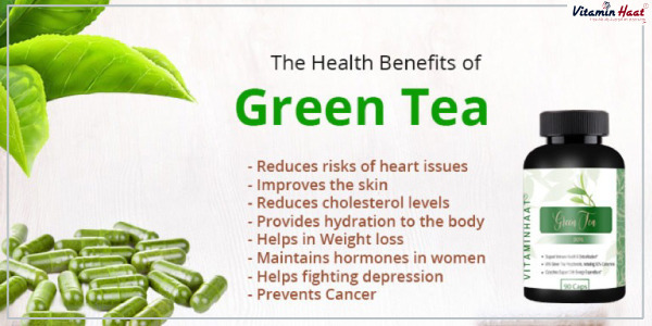 Green Tea: Health benefits, Nutritional Information and Research