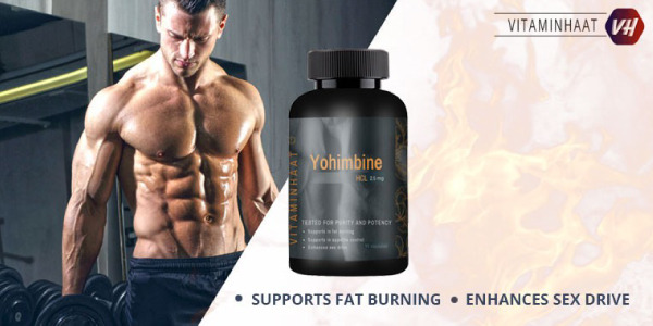 Yohimbine a Novel Ingredient for Fat Burning and Sports Nutrition